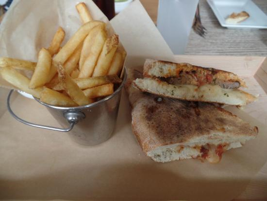 Pan di Bacco: Panizza