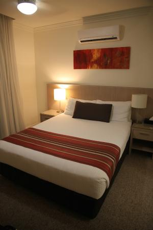 The Sebel South Brisbane : One bedroom suite - bedroom