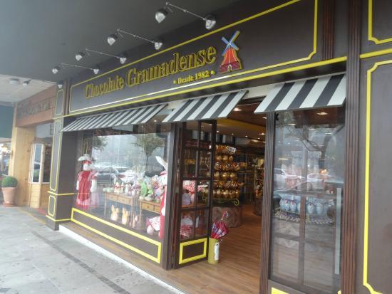 Chocolate Gramadense- Loja Conceito