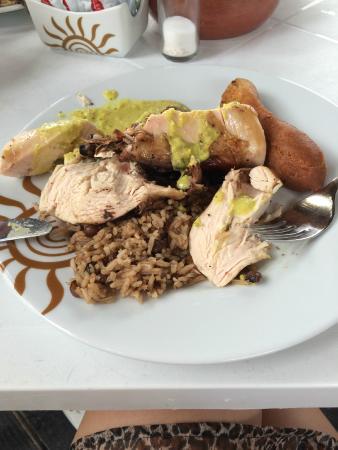Jerk Chicken: fotografía de Grand Bahia Principe Jamaica, Runaway Bay ...