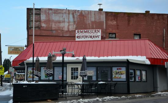 Ammesian Mixed Cusine Restaurant