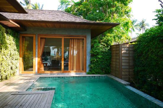 Tango Luxe Beach Villa: Grand Sala Villa