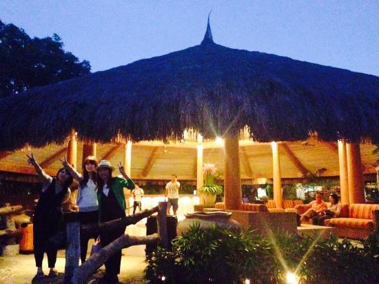 Bluewater Maribago Beach Resort: レセプション