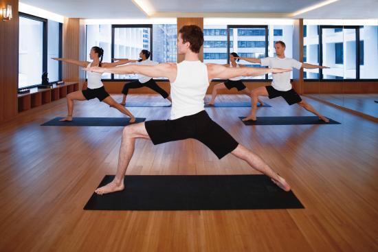 The Landmark Mandarin Oriental, Hong Kong: Yoga Studio