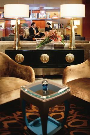The Landmark Mandarin Oriental, Hong Kong: Lobby