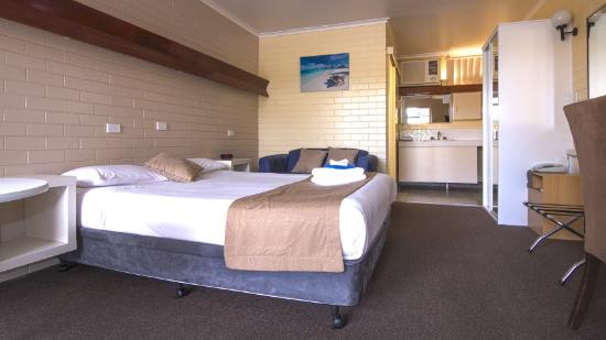 Jetty Motel: Queen room 2
