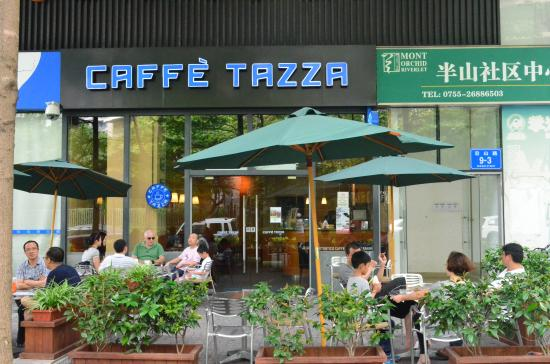 Caffe Tazza