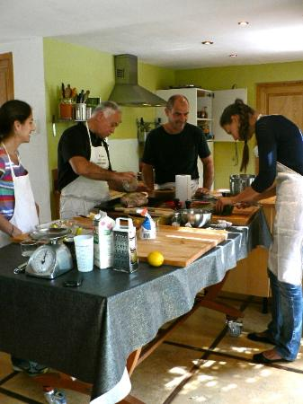 Provence Gourmet : Cooking class
