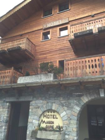 Hotel Maison Saint Jean: ingresso