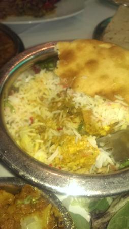 Asha: New Biryani dish -think called Bangkologi-The business