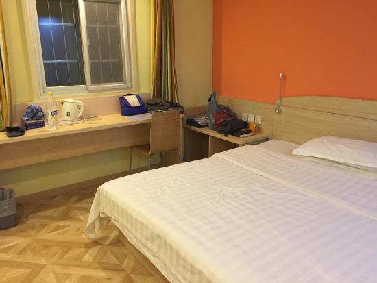 7 Days Inn Hangzhou West Lake Hubin : Business Double room