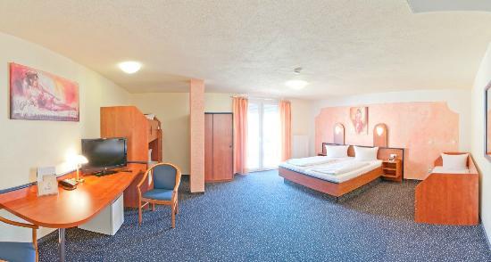 Apollon Hotel : Familienzimmer - Mehrbettzimmer