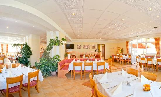 Apollon Hotel : Restaurant
