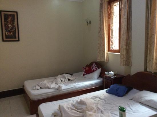 Channsoda Hotel : Zimmer 111