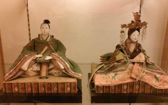 Taishoukaku: 江戸末期のお雛様