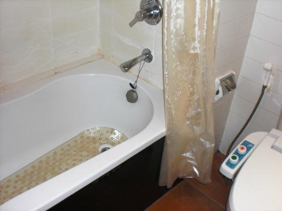 De Arni Bangkok: ここにある固定式シャワーのみ