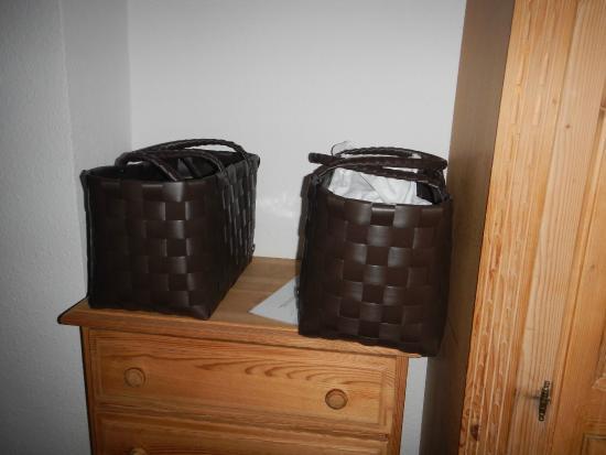 Hotel Antoniushof : sauna preparation
