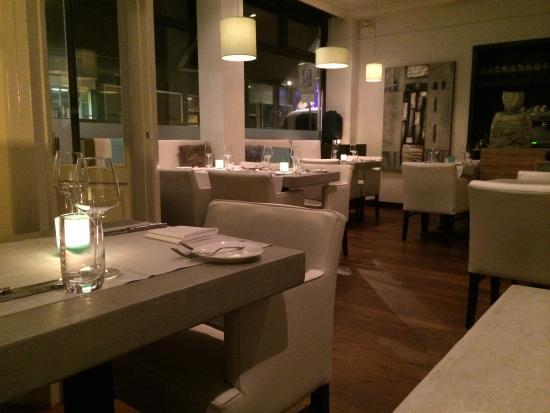 Interieur restaurant - Foto van Restaurant Ivory, Nijmegen - TripAdvisor