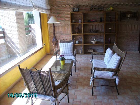 Hotel Rural Mirasierra: Gezamelijke ruimte