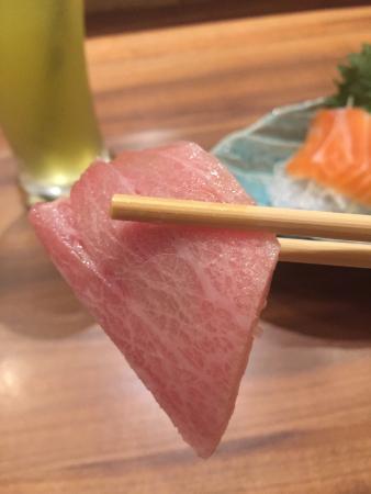 Sushi Tei - VivoCity: Fatty tuna
