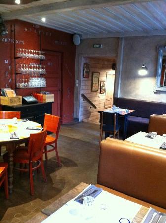 restaurant les brocanteurs dans rennes avec cuisine fran aise. Black Bedroom Furniture Sets. Home Design Ideas