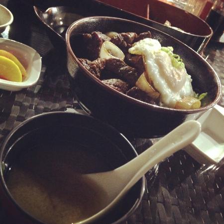 Bento-Ya: Stamina Steak Don