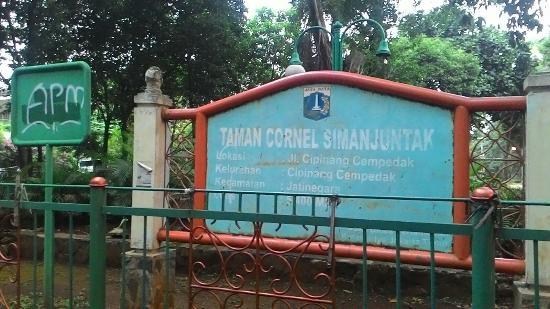 Cornel Simanjuntak Park