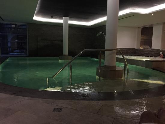 Alpstyle Hotel Albolina: La bellissima piscina