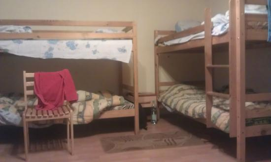 Fortuna Hostel: Room, 6 beds