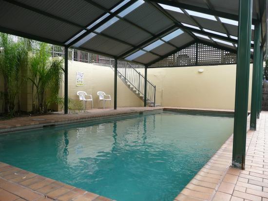 Parramatta City Motel: Pool