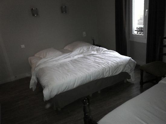 Hotel des Barris: chambre