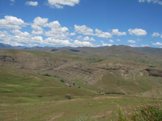 Mokhotlong, Lesotho: Along the way