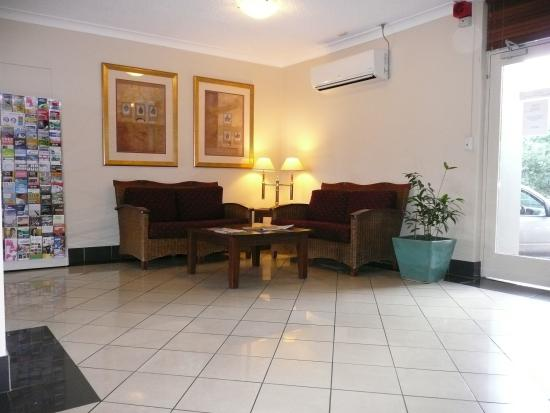 Parramatta City Motel: Foyer