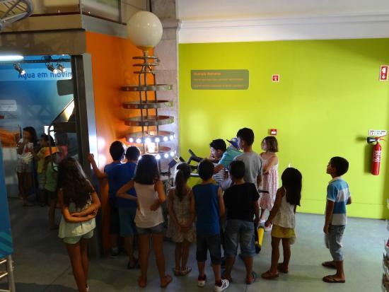 Tavira Ciência Viva Science Centre