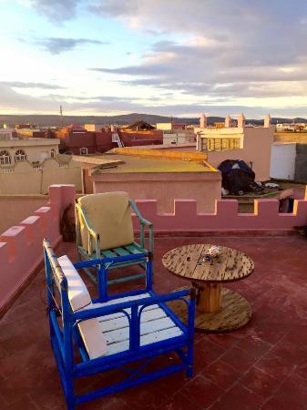 Casa Guapa de Tamuziga: Be seated - a room with a view