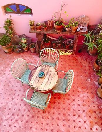 Casa Guapa de Tamuziga: Roof terrace from bedroom