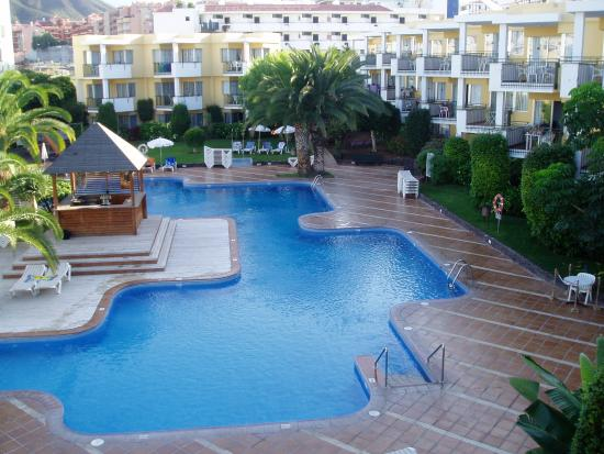 HG Tenerife Sur Apartments : Pool 1