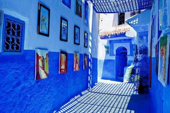 Morocco Arukikata Day Tours Chefchaouen Blue City