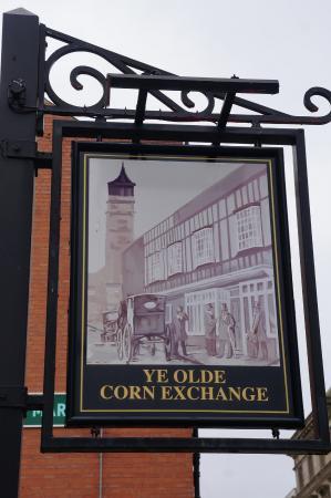 Ye Olde Corn Exchange