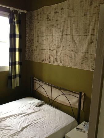 Hotel Attiki: Camera Matrimoniale