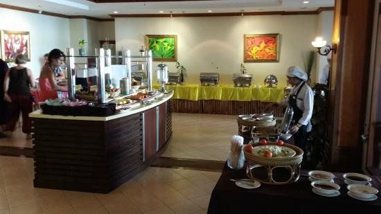 Krabi Heritage Hotel: The restaurant