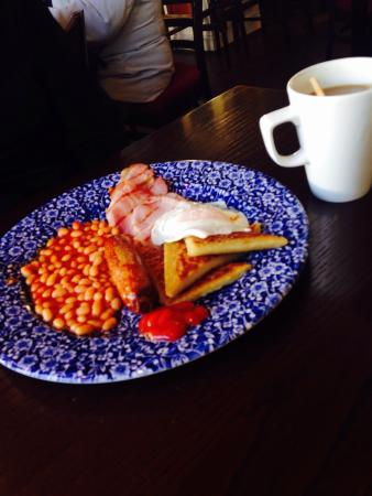 The Central Bar: Best wee Ulster Fry