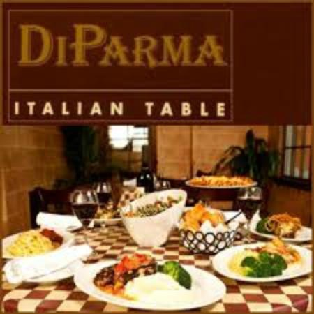 Di Parma Italian Table: book your next life event with us.