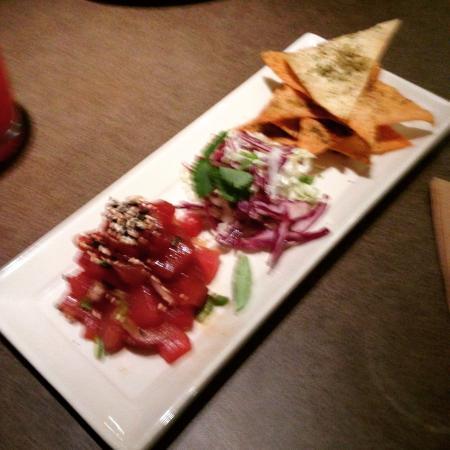 Nordstrom Cafe Calgary Menu