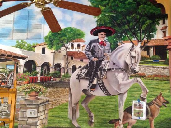 Fiesta Mexicana: Vicente