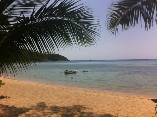 Wang Sai Resort : beach