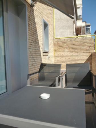 Terraza Picture Of Hotel Barcelo Carmen Granada Tripadvisor