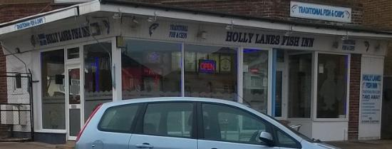 Holly Lanes Fish Inn