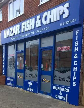 Nazar Fish & Chips