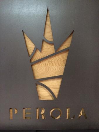 Restaurante Pérola: Nova imagem do restaurante. Que classe!